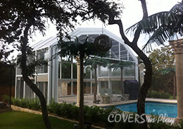 Austin Texas Pool Enclosure