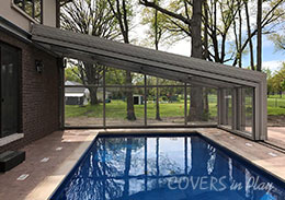 Lean-To Pool Enclosure Windsor Ontario