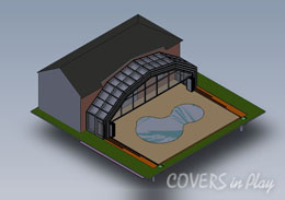 Pool Enclosures Dearborn Michigan