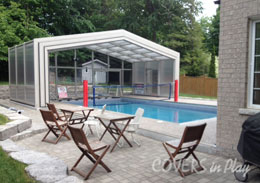 Whitby Ontario Swimming Pool Enclosures