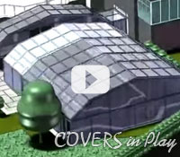 Covers in Play - Enjoy the sounds of nature with the enclosure open or closed